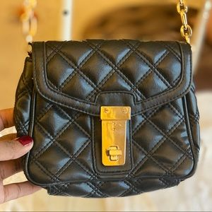 Banana Republic Quilted Mini Crossbody Bag